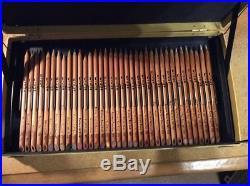 144 Karisma Pencils Best Colour Pencils Ever 2 boxes each x 72 Same Colours