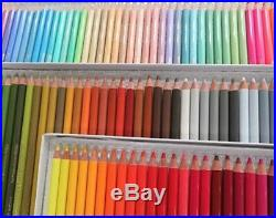 150 Colors Set Holbein Artist Colored Pencil Paper box OP945 Colorful Craft
