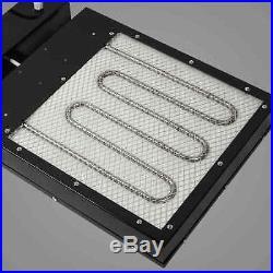 16 18 24 Flash Dryer Silkscreen Printing Heating Heavy Duty Adjustable Prints