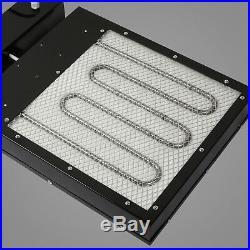 18 x 24 Flash Dryer Silkscreen Printing Heating Control Box Heavy Duty UPDATED