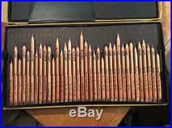 72 Different Used Karisma Colour Pencils in an original Karisma box! Set K72