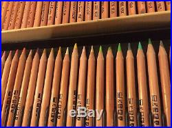 72 New And Used All Different Karisma Pencils in Original Box