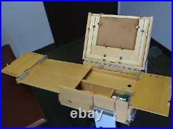 9x12 Guerrilla plein air painting art box