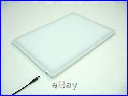 A0 SUPER LED Light Box -TRACING, DRAWING, DESIGN, ART LIGHT PAD -Light control