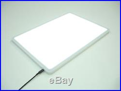 A1 SUPER LED Light Box -TRACING, DRAWING, DESIGN, ART LIGHT PAD