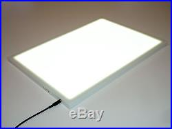 A1 SUPER LED Light Box -TRACING, DRAWING, DESIGN, ART LIGHT PAD -Light control