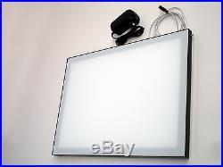 A2 LED Slim Panel Light Box -TRACING, DRAWING, DESIGN, ART LIGHT PAD