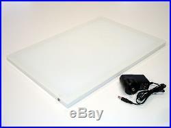 A3 SUPER LED Light Box -TRACING, DRAWING, DESIGN, ART LIGHT PAD
