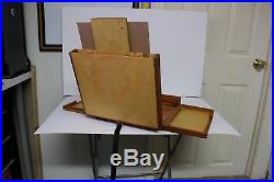 ALLA PRIMA Pochade Box Bitterroot Lite 10 x 12