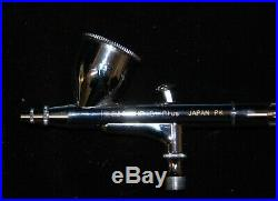 ANEST IWATA HP-C Plus High Performance Plus Airbrush Pre-owned In Box Nice