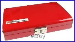 Anest iwata aerografo Custom Micron Cm-B2 0,18 Red Box Edition
