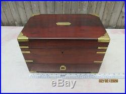 Antique A. W. Faber Artist's Box