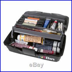 Artbin / Flambeau 6891ag Artbin One Tray Art Supply Box 7.875 X 13 X 6.5