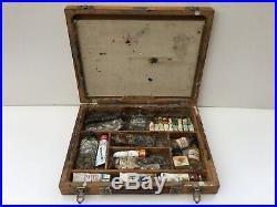 Artist Oil Painting Box Winsor & Newton Vintage Pochade