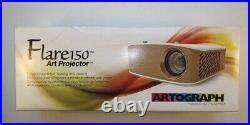 Artograph Flare150 Art Projector OPEN BOX DISCOUNTED FAST FREE SHIPPING