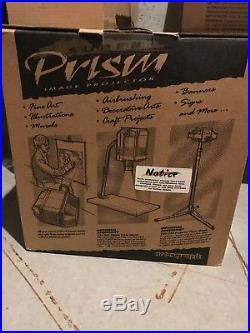 Artograph Super Prism Art Projector Professional NEW IN BOX