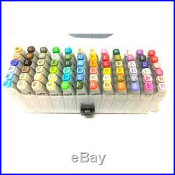 BOXED COPIC VARIOUS INK 72B 72 Colors For Arts Designer Made in Japan Refill ink