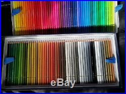 BRAND NEW Holbein Color Pencil 150 Colors Set Paper Box OP945 Awesome Set