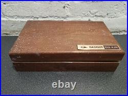 Badger Air Brush 150 4 Pk In Wood Box #1 Kit