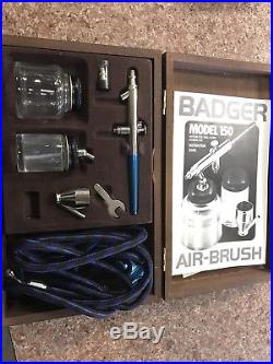 Badger Model 150 Air-brush New In Box