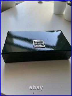 Brass Handmade Watercolor Palette Paint Box