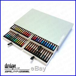 Bruynzeel High Quality & Durable Pastel Pencils Artist Box 48