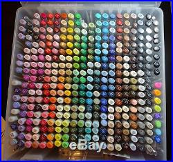 COPIC Sketch 358 all color markers full set Craft Art (Not Box Included)
