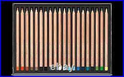 Caran D'Ache Luminance 6901 40 Pencils Box Highest Quality and Lightfastness