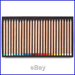 Caran D'Ache Luminance 6901 Colour Pencils (Box of 76)