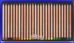 Caran D'Ache Luminance Artist Colour Pencils 76 Box Set Permanent LFI 6901 776