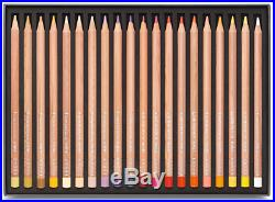 Caran D'Ache Luminance Colour Pencils Artist 40 Box Set Permanent LFI 6901 740