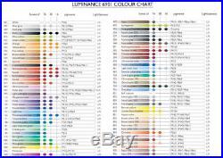 Caran D'Ache Luminance Colour Pencils Artists Quality Worlds Best Colors 6901