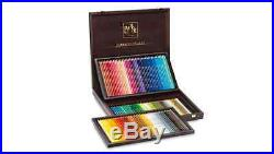 Caran D'ache Gift Box Set Supracolor Soft Aquarelle 120 Pencils 3888.920