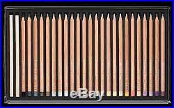 Caran D'ache Luminance 6901 76 Pencils Box Highest Quality And Lightfastness