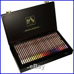 Caran D'ache Set of 84 Pastel Pencils In A Wood Box (788.484)