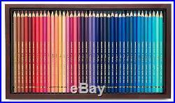 Caran Dache Pablo 120 Coloured Pencil Wooden Box Gift Set Artist Sketching Draw