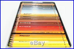 Caran dAche Pablo Colored Pencil Set Of 120 Metal Box (666.420)