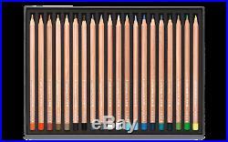 Caran d'Ache Luminance 6901 40 Colour Pencil Set Paper Box Creative Art Material