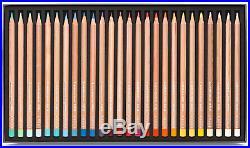 Caran d/'Ache Luminance 6901 76 Colour Pencil Set Paper Box Creative Art Material