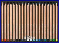 Caran d'Ache Luminance 6901 Professional Colour Pencils (Box of 40 Colours)