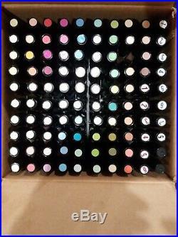 Chartpak AD-100 Marker Set NEW in Box Tri-Nib Professional READ DESCRIPTION