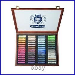 Chartpak, Inc. 77260097 Schmincke Soft Pastel Wood Box Set 60 Colors