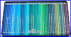 Coloured pencils POLYCHROMOS 120 colors Faber-Castell METAL box great 110011