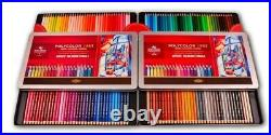 Coloured pencils Polycolor Koh-I-Noor 144 colours 3828 in 2 metal boxes