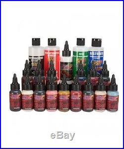 Createx Colors Illustration Bloodline Box Set for Airbrush
