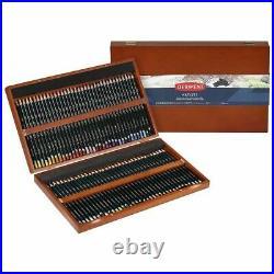 Derwent Artists Colour Pencils 72 Pencil Box Set