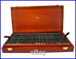 Derwent Artists Colouring Pencils, Set of 120 in Wooden Gift Box Multi-Colour
