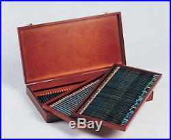 Derwent Artists Pencils 120 Colour Wooden Box