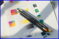Derwent Procolour Professional Quality Colour Pencils 72 Wooden Box Set