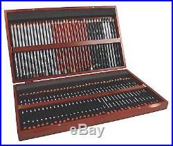 Derwent Sketching Pencils 72 Wooden Box New Style